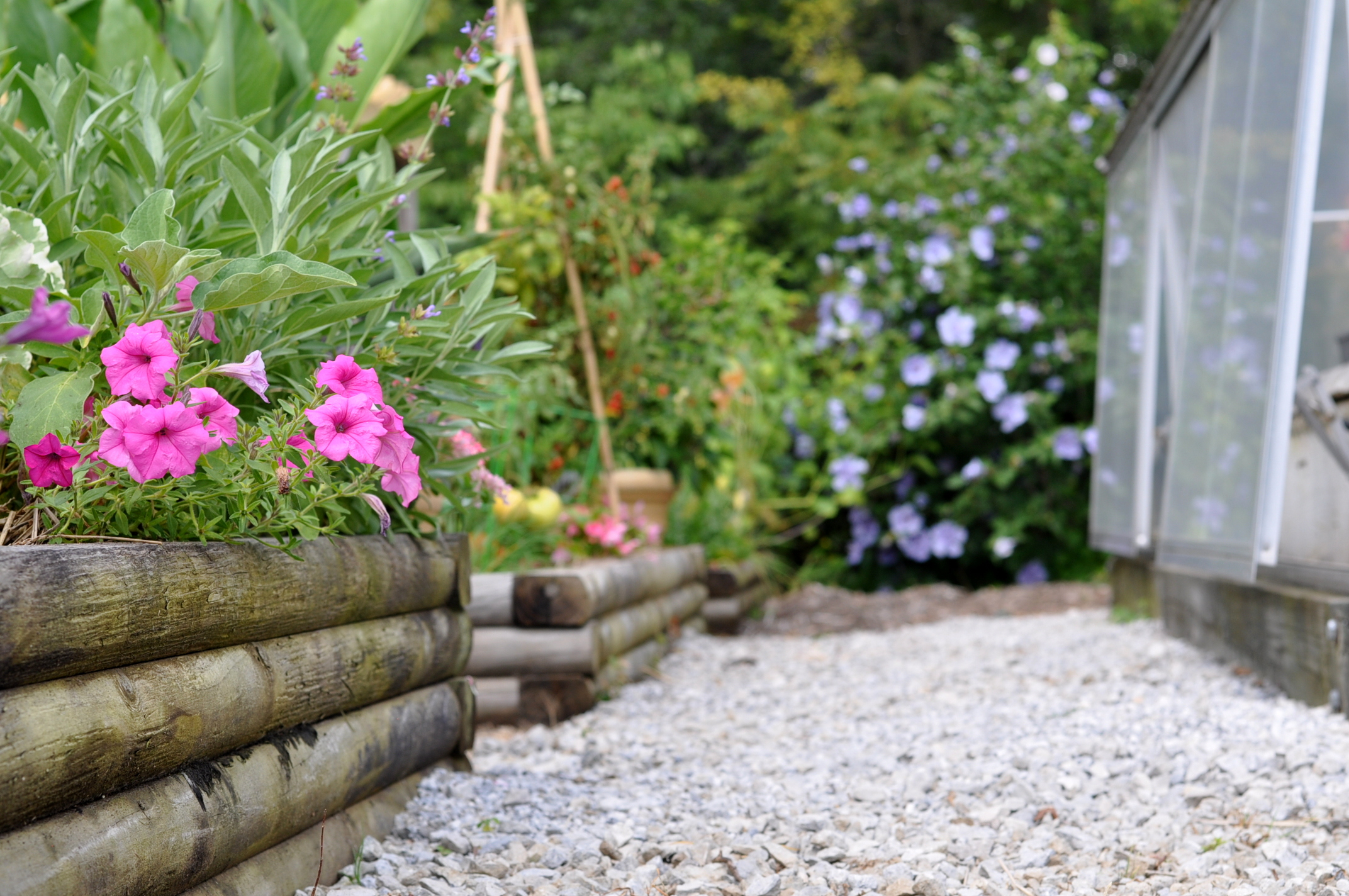 How To Enhance Your Garden With Gravel on Patio And Gravel Garden Ideas id=24317