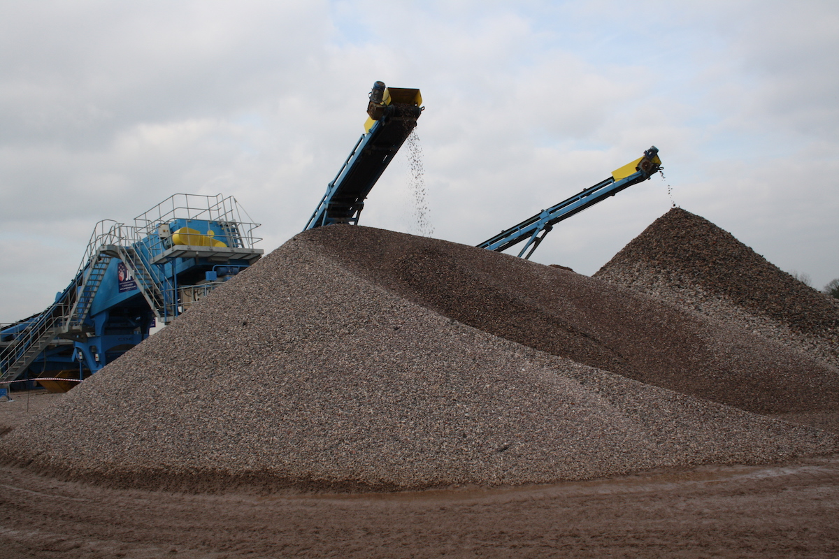 Different Types Of Aggregate And Their Uses
