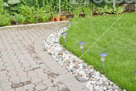 Coloured Stones For Gardens Improving your garden with decorative stone grabco the majority of the features in your garden probably have some form of border or would benefit from having one whether you have a simple wooden border workwithnaturefo